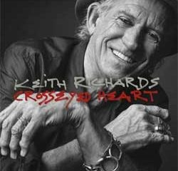 Keith Richards de retour avec Crosseyed Heart