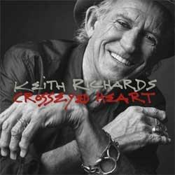 Keith Richards de retour avec Crosseyed Heart