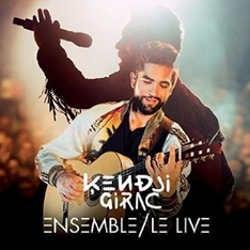 Kendji Girac : <i>Ensemble, Le Live</i> 5