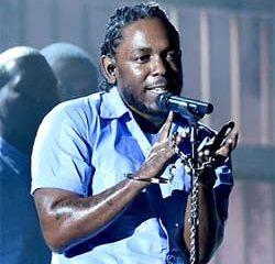 Kendrick Lamar a enflammé les Grammy Awards 11