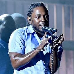 Kendrick Lamar a enflammé les Grammy Awards 5
