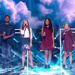 VIDEO : Enorme boulette des Kids United au Téléthon 7
