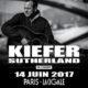 Kiefer Sutherland en concert à Paris le 14 juin 2017 10