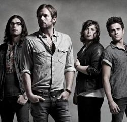 Le nouvel album des Kings of Leon sort le 14 octobre 2016 6