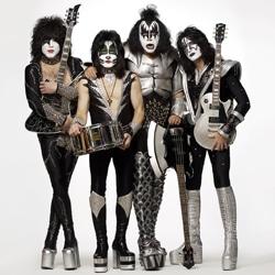 Kiss au Zénith de Paris le 16 juin 2015 5