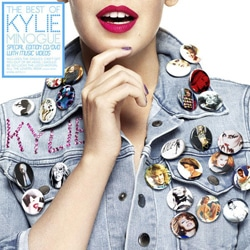 Kylie Minogue <i>The Best of Kylie Minogue</i> 7