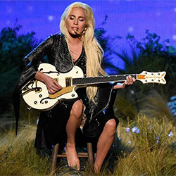 VIDEO : L'incroyable performance de Lady Gaga 5