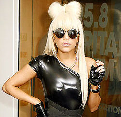 Lady Gaga à Paris Bercy 15