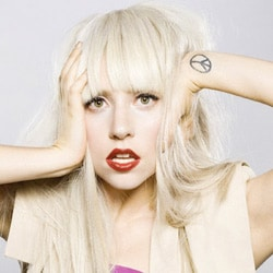 Lady Gaga You And I 5