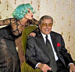 Lady Gaga et Tony Bennett préparent un nouvel album 21