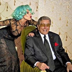 Lady Gaga et Tony Bennett préparent un nouvel album 5