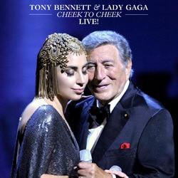 Tony Bennett & Lady Gaga <i>Cheek To Cheek Live</i> 5