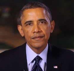 Barack Obama en larmes devant Aretha Franklin 6