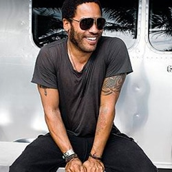 Lenny Kravitz <i>Black and White America</i> 7
