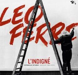 Léo Ferré « L'Indigné » 12