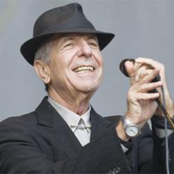 Leonard Cohen est parti rejoindre Elvis et Jeff Buckley 5