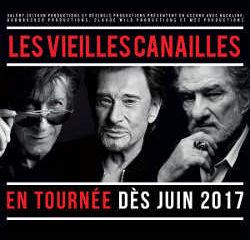 Le concert des Vieilles Canailles en direct sur TF1 5