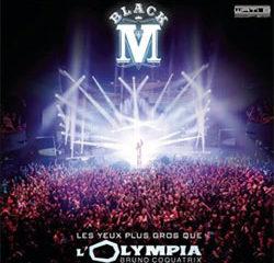 Black M présente son Live à l'Olympia 15