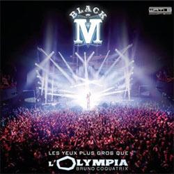 Black M présente son Live à l'Olympia 5
