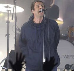 Concert de Liam Gallagher pour les victimes de Manchester 12