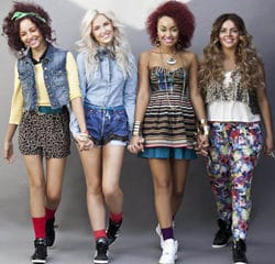 Little Mix débarque en France 16