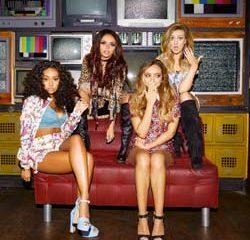 Le groupe Little Mix nommé aux Brits Awards 2016 12