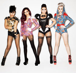 Little Mix dévoile le clip de <i>Black Magic</i> 10