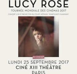 Lucy Rose de retour à Paris le 25 septembre 2017 8