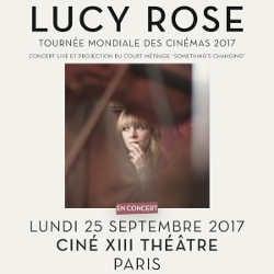 Lucy Rose de retour à Paris le 25 septembre 2017 5
