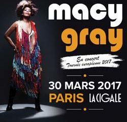 Macy Gray en concert à La Cigale le 30 mars 2017 10