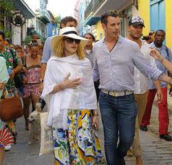 Madonna fête ses 58 ans à Cuba 11