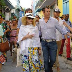 Madonna fête ses 58 ans à Cuba 5