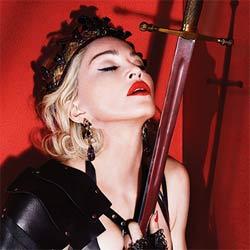 Madonna dévoile un sein lors de son concert à Brisbane 5