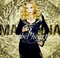 Madonna sortira en mars l'album Rebel Heart 17