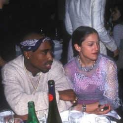 Madonna larguée par Tupac pour sa couleur de peau 5
