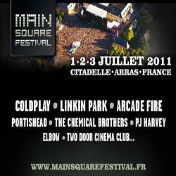 Le Main Square Festival annonce ses premiers artistes 7