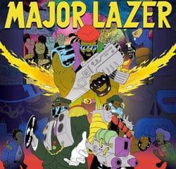 MAJOR LAZER Free The Universe 21