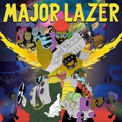 Major Lazer <i>Free The Universe</i> 5