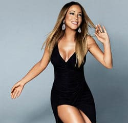 La poitrine de Mariah Carey au coeur du scandale 13