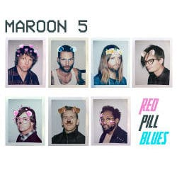 Maroon 5 : <i>Red Pill Blues</i> 8