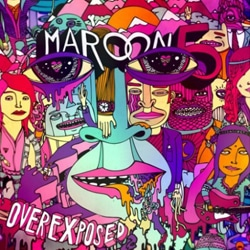 Maroon 5 <i>Overexposed</i> 5