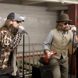 Les Maroon 5 chantent incognito dans le métro new-yorkais 5