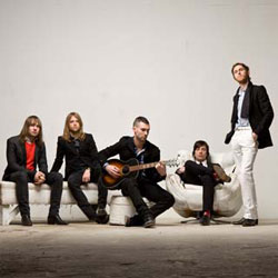 Maroon 5 présente le clip <i>Misery</i> 5