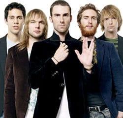 Maroon 5 de retour avec l'album <i>V</i> 14