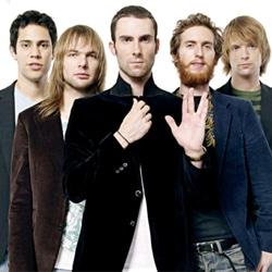Maroon 5 de retour avec l'album <i>V</i> 7