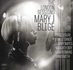 Mary J. Blige <i>The London Sessions</i> 10