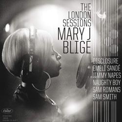 Mary J. Blige <i>The London Sessions</i> 5