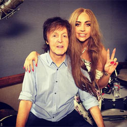 Paul McCartney & Lady Gaga réunis pour un film 5