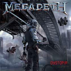 Megadeth présente l'album <i>Dystopia</i> 6