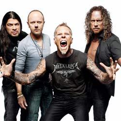 VIDEO : Metallica félicite 3 gamins pour leur musique 5